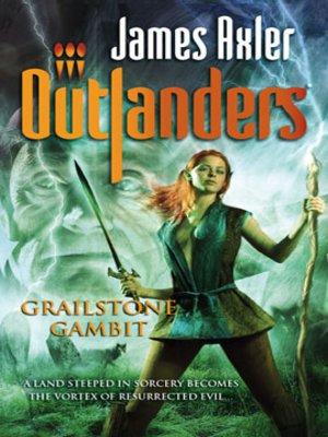 cover image of Grailstone Gambit
