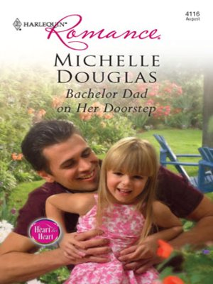 cover image of Bachelor Dad on Her Doorstep