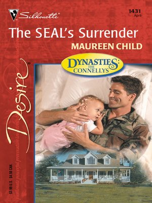 cover image of The Seal's Surrender