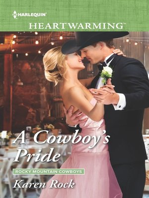cover image of A Cowboy's Pride--A Clean Romance