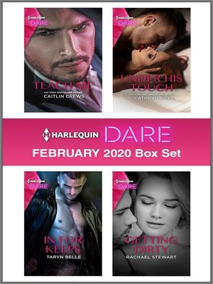 cover image of Harlequin Dare February 2020 Box Set