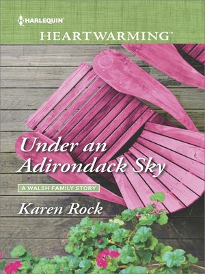 cover image of Under an Adirondack Sky--A Clean Romance