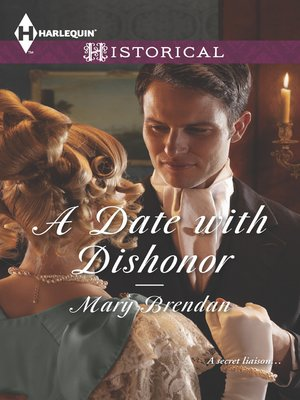 cover image of A Date with Dishonor