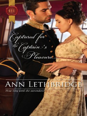 cover image of Captured for the Captain's Pleasure