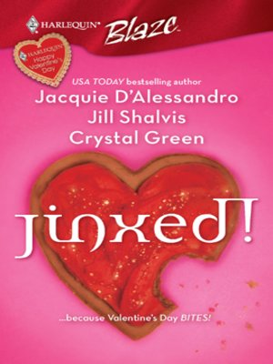 cover image of Jinxed!
