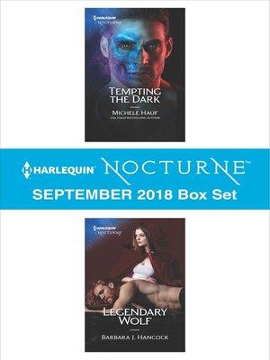 cover image of Harlequin Nocturne September 2018 Box Set