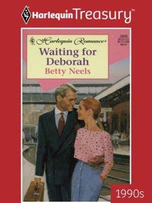cover image of Waiting For Deborah