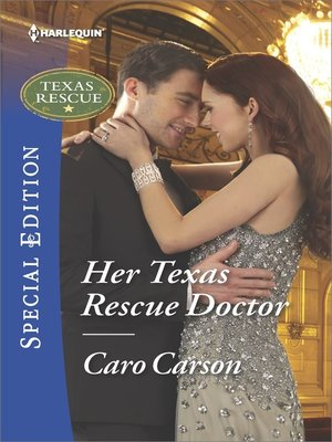 cover image of Her Texas Rescue Doctor