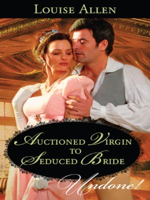 cover image of Auctioned Virgin to Seduced Bride