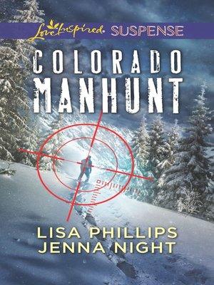 cover image of Colorado Manhunt