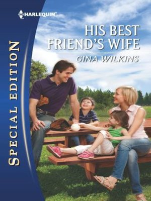 cover image of His Best Friend's Wife