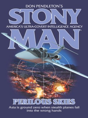 cover image of Perilous Skies