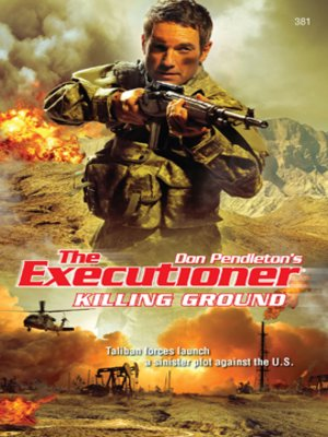 cover image of Killing Ground