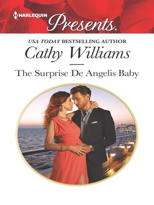 cover image of The Surprise De Angelis Baby