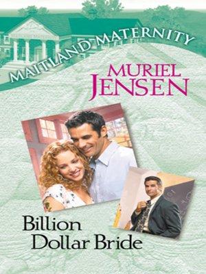 cover image of Billion Dollar Bride