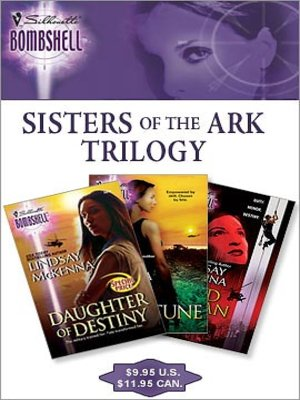 cover image of Sisters of the Ark Trilogy (Bundle)