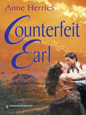 cover image of Counterfeit Earl