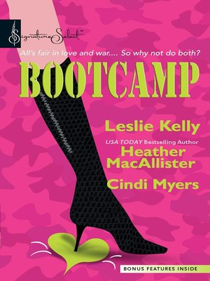 cover image of Bootcamp: Kiss and Make Up\Sugar and Spikes\Flirting with an Old Flame