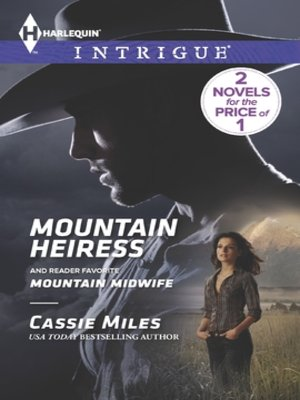 cover image of Mountain Heiress: Mountain Midwife