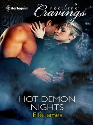 cover image of Hot Demon Nights