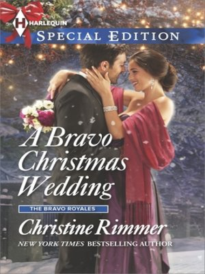 cover image of A Bravo Christmas Wedding