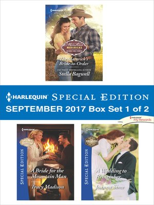 cover image of Harlequin Special Edition September 2017 Box Set 1 of 2