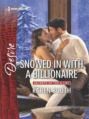 cover image of Snowed in with a Billionaire