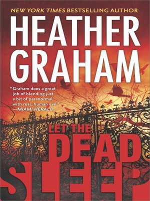 cover image of Let the Dead Sleep