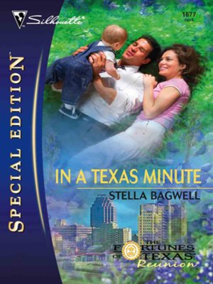 cover image of In a Texas Minute