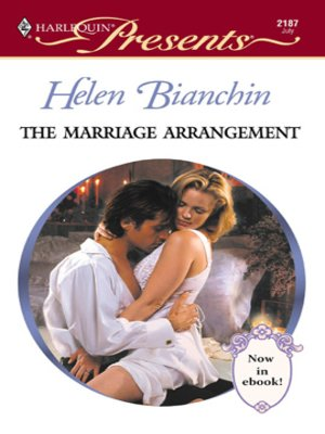 cover image of The Marriage Arrangement
