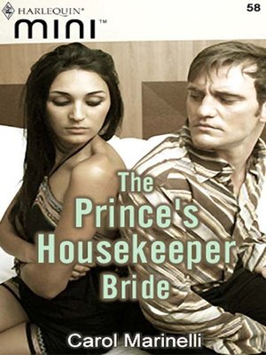 cover image of The Prince's Housekeeper Bride