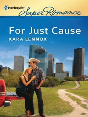 cover image of For Just Cause