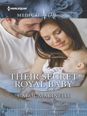 cover image of Their Secret Royal Baby