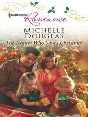 cover image of The Nanny Who Saved Christmas