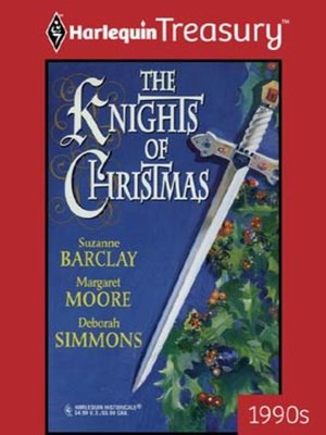 cover image of The Knights of Christmas
