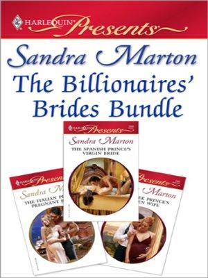 cover image of The Billionaires' Brides Bundle