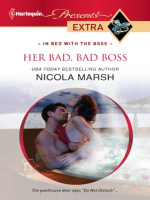 cover image of Her Bad, Bad Boss