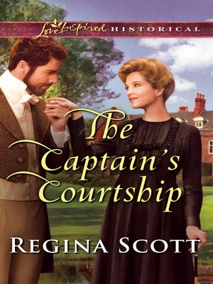 cover image of The Captain's Courtship