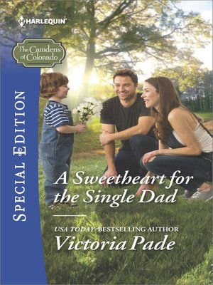 cover image of A Sweetheart for the Single Dad