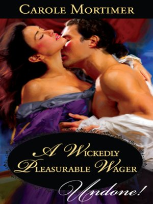 cover image of A Wickedly Pleasurable Wager