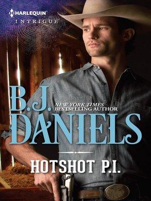cover image of Hotshot P.I.