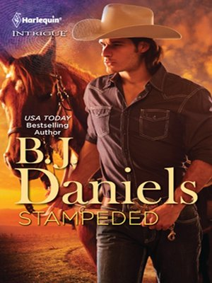 cover image of Stampeded
