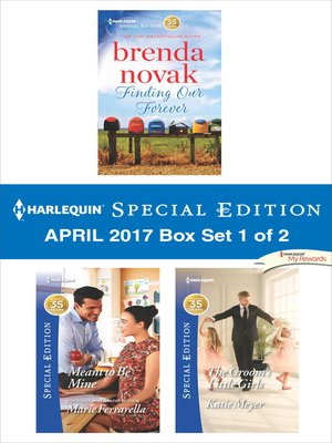 cover image of Harlequin Special Edition April 2017 Box Set 1 of 2