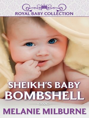 cover image of Sheikh's Baby Bombshell