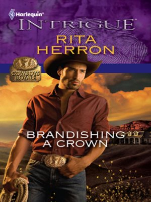 cover image of Brandishing a Crown