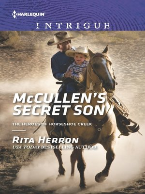 cover image of McCullen's Secret Son