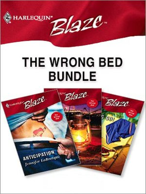 cover image of Wrong Bed Bundle