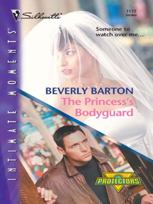 cover image of The Princess's Bodyguard