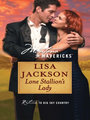 cover image of Lone Stallion's Lady