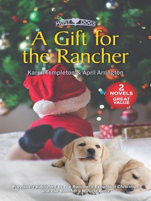 cover image of A Gift for the Rancher